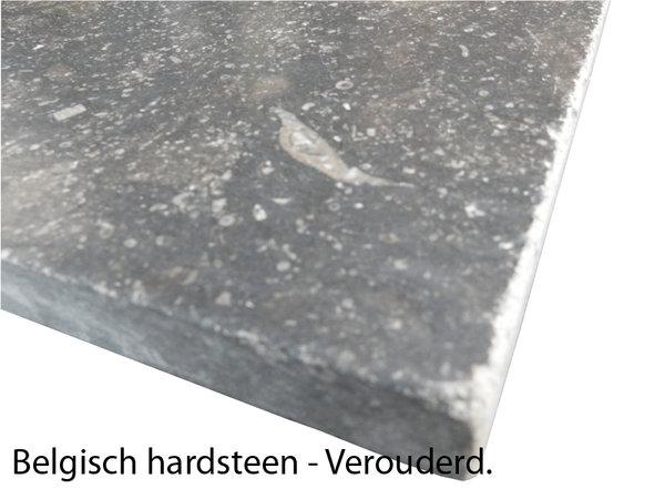antieke vloertegels Belgisch hardsteen Antique 50x50x2 cm   Barneveld Marktgigant